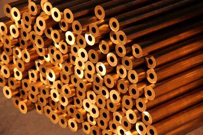 紫铜毛细管摩擦测定装置的工作过程
