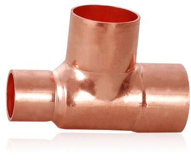 制冷配件铜管紫铜异径三通超声波清洗机工作原理