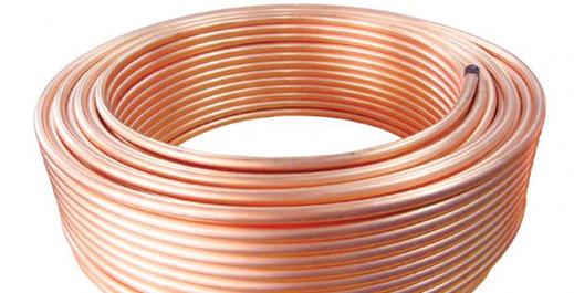 铜盘管中层外表面氧化变色的防治措施