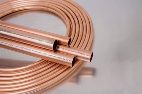 生产过程中影响铜盘管中层外表面氧化变色的主要原因分析