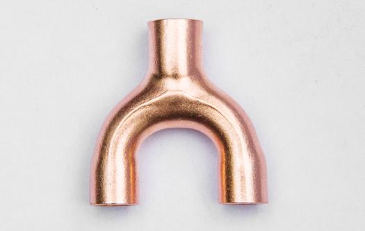 空调制冷连接紫铜管件及焊接要点