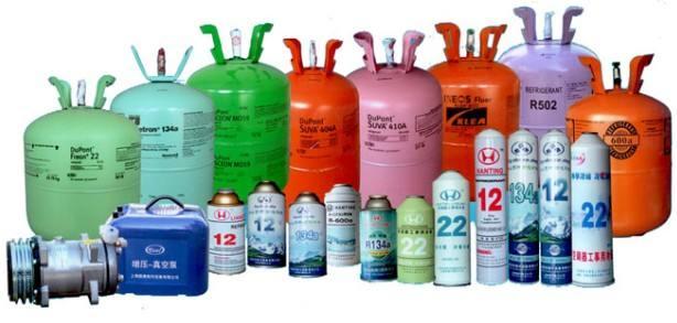 制冷系统制冷剂不足的判断方法及原因分析